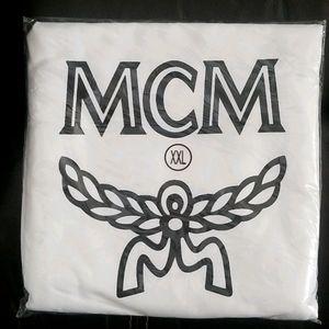 Authentic XXL MCM dust bag